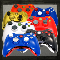 Advanced Xbox Controller Mods - GamerModz®