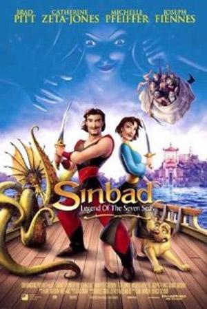 Sinbad: Truyền Thuyết Về 7 Hòn Đảo - Sinbad: Legend of the Seven Seas Thuyết Minh - 2003