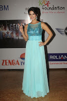 Sunny Leone & Mugdha at CEO's Got Talent show
