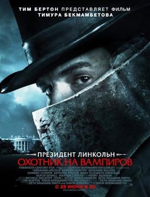 Abraham Lincoln: Cazador de vampiros (2012)
