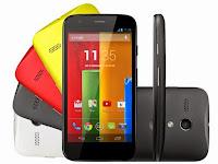 Motorola Moto G LTE, Smartphone Android KitKat, Koneksi 4G LTE