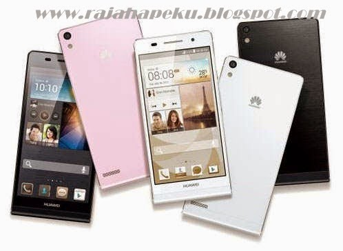 "Harga Dan Spesifikasi Huawei Ascend P6 News Editions, Technology Full Screen Size 4,7"" Inch"