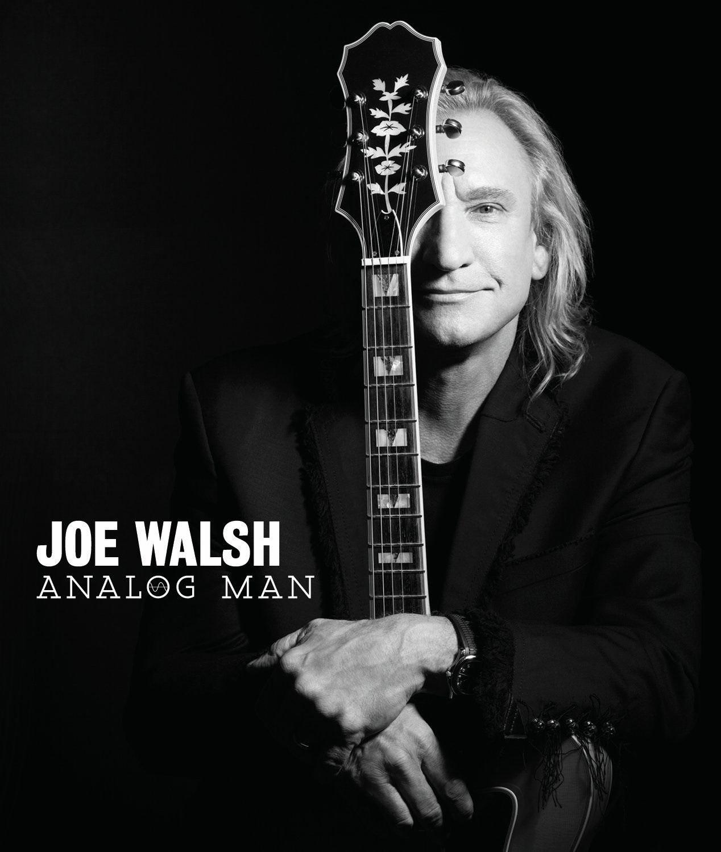 Joe Walsh (ジョー・ウォルシュ) - Analog Man (アナログ・マン)