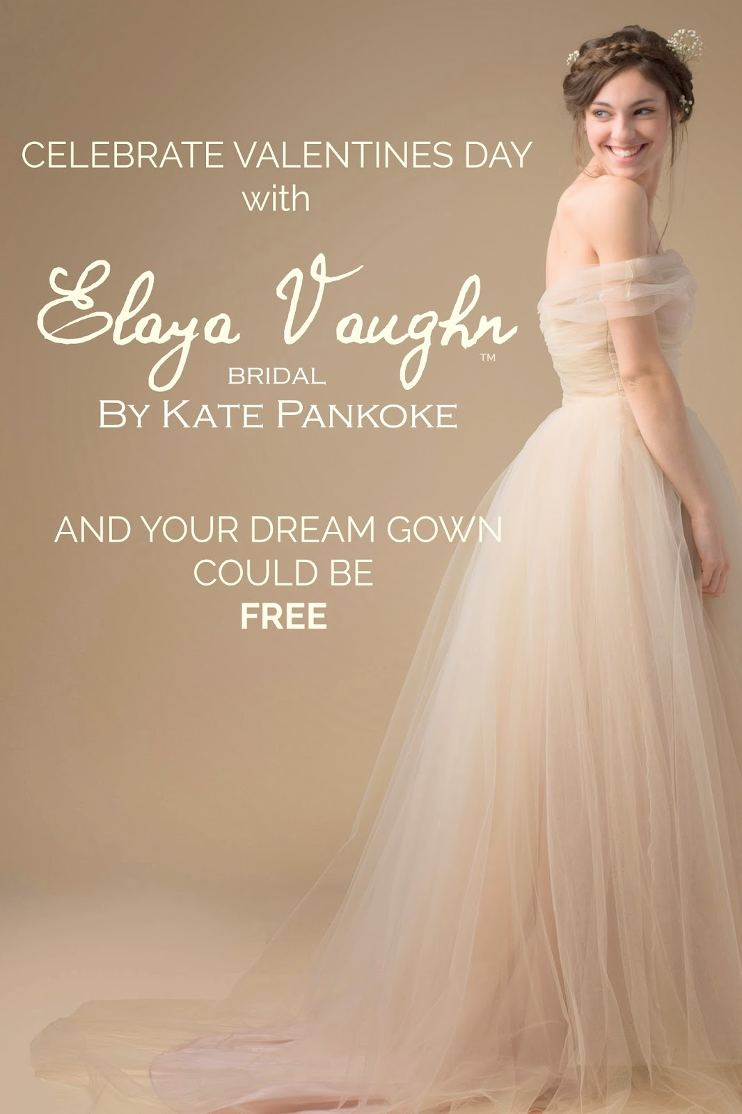 Kendry Bird: Win a Wedding Dress from Project Runway\'s Kate Pankoke!