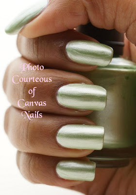 Canvas Nails Egg Hunt Nail Polish