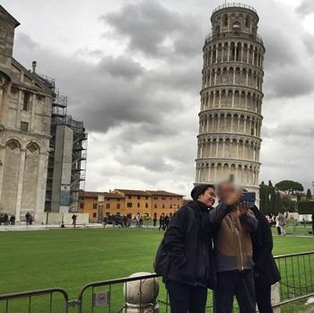 Pisa, Italy - 2017