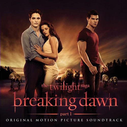 twilight breaking dawn movie soundtrack