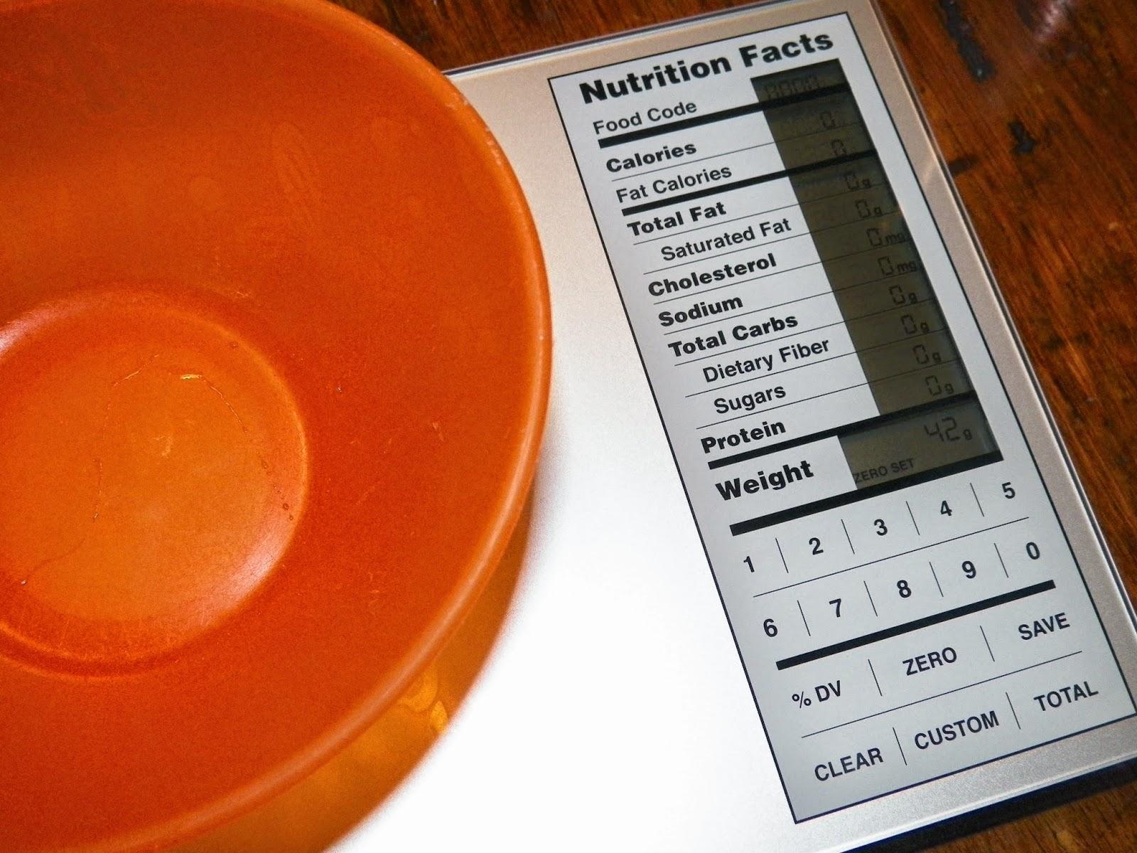 Kitchen Gurus Food Scale Troubleshooting