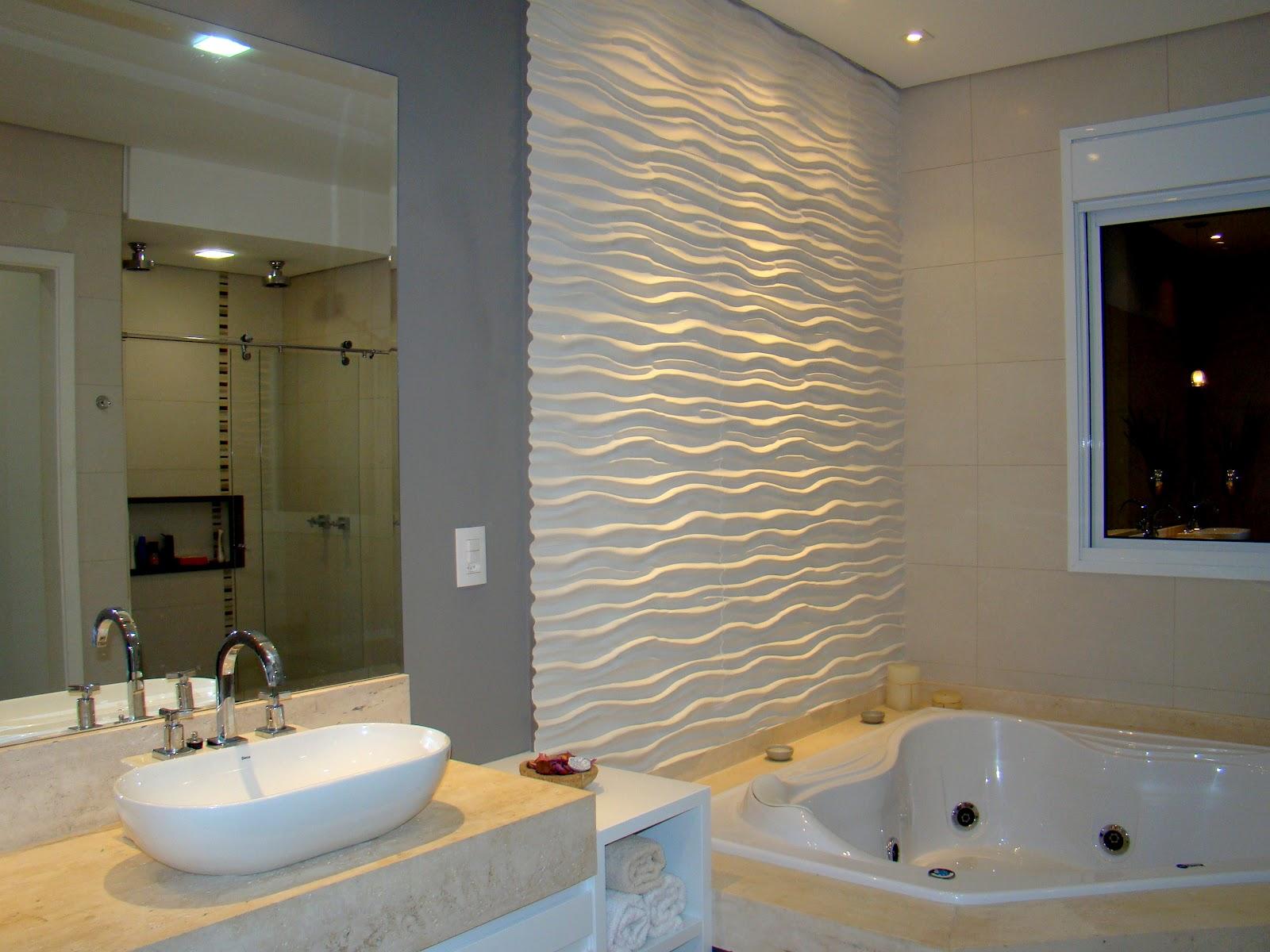 As duchas do banheiro são de teto. #8F703C 1600 1200