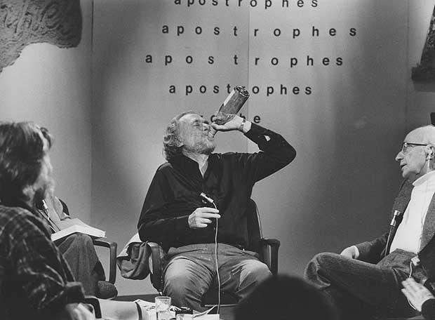 Si tuvieses que elegir tu libro favorito de Charles Bukowski... Apostrophes