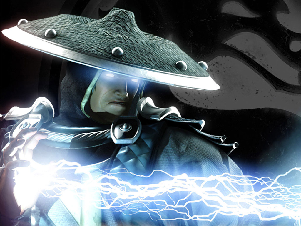 mortal kombat raiden wallpapers