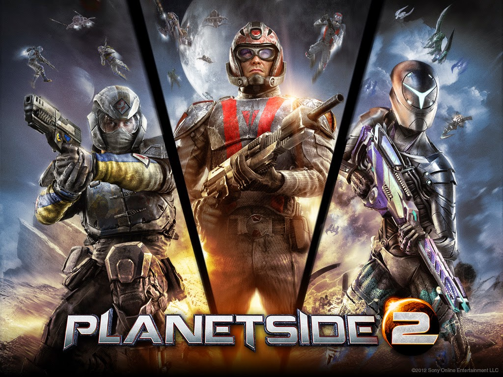 Planet Side 2 Free Download
