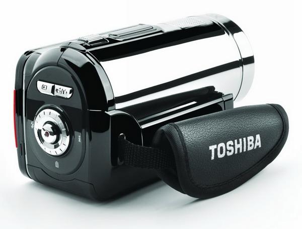 Toshiba Camileo H30 Full HD Camcorder.