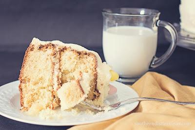 Caramel Delight Cake