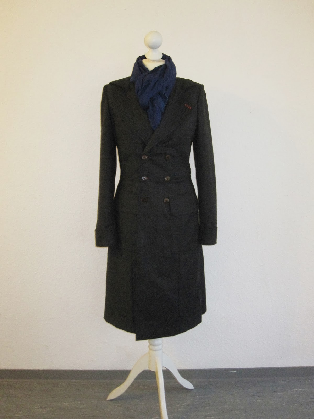 Kuakana: Sherlock Coat