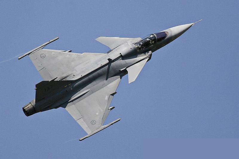 Aircraft War Jas 39 Gripen