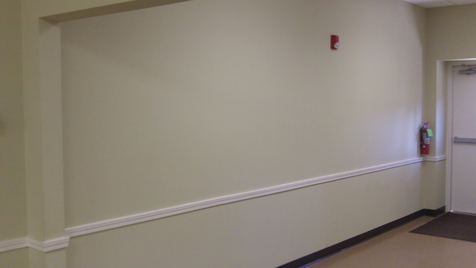 Trinity heights baptist church worlds of wow blog for Four blank walls