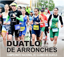 ARRONCHES: CAMPEONATO NACIONAL DE DUATLO