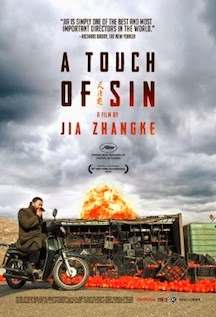 A Touch of Sin (2013) - Movie Review