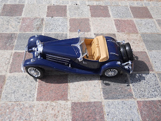 Mercedes Benz 500K Roadster año 1936