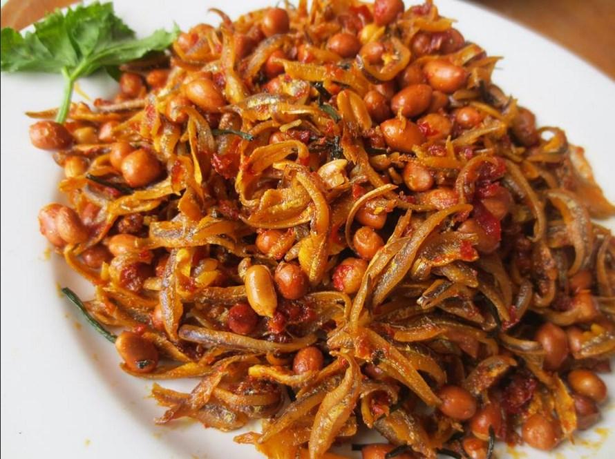 resep masakan ikan teri kacang renyah resep masakan