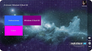 Windows 8 STARS Toolkit 1.2.2 Full Español Activador Traduccion Net 3.5