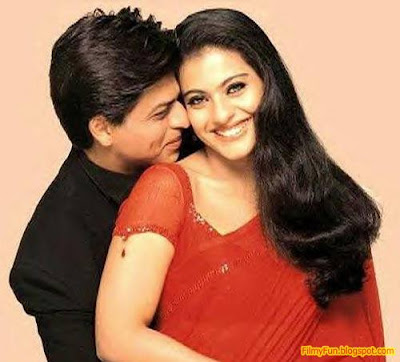 Shah_Rukh_Khan_Kajol_best_couple_in_bollywood_FilmyFun.blogspot.com