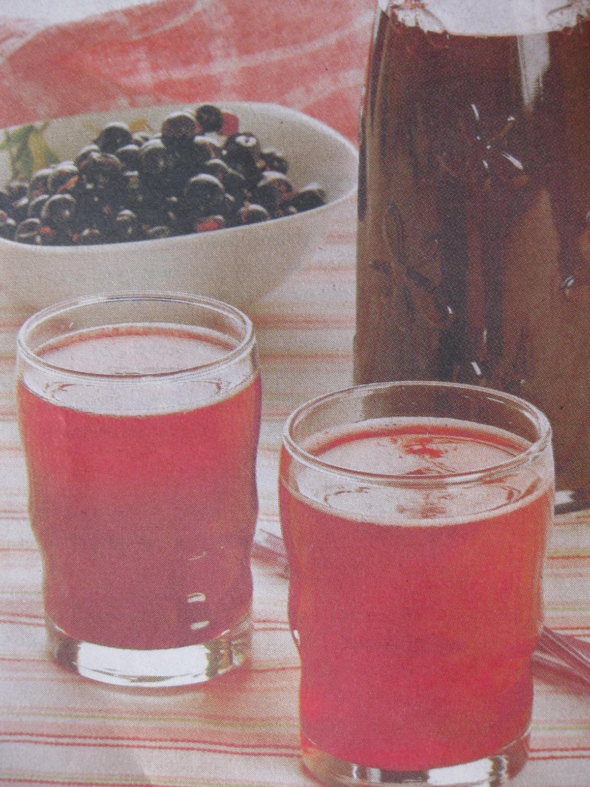 Вино смородиновое домашнее - Готовим вино из смородины в 89