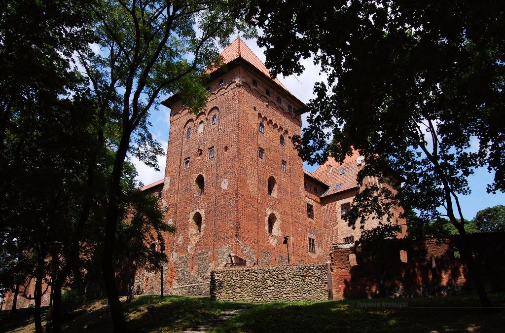 Przystanek Mazury / Zamek krzyżacki w Nidzicy