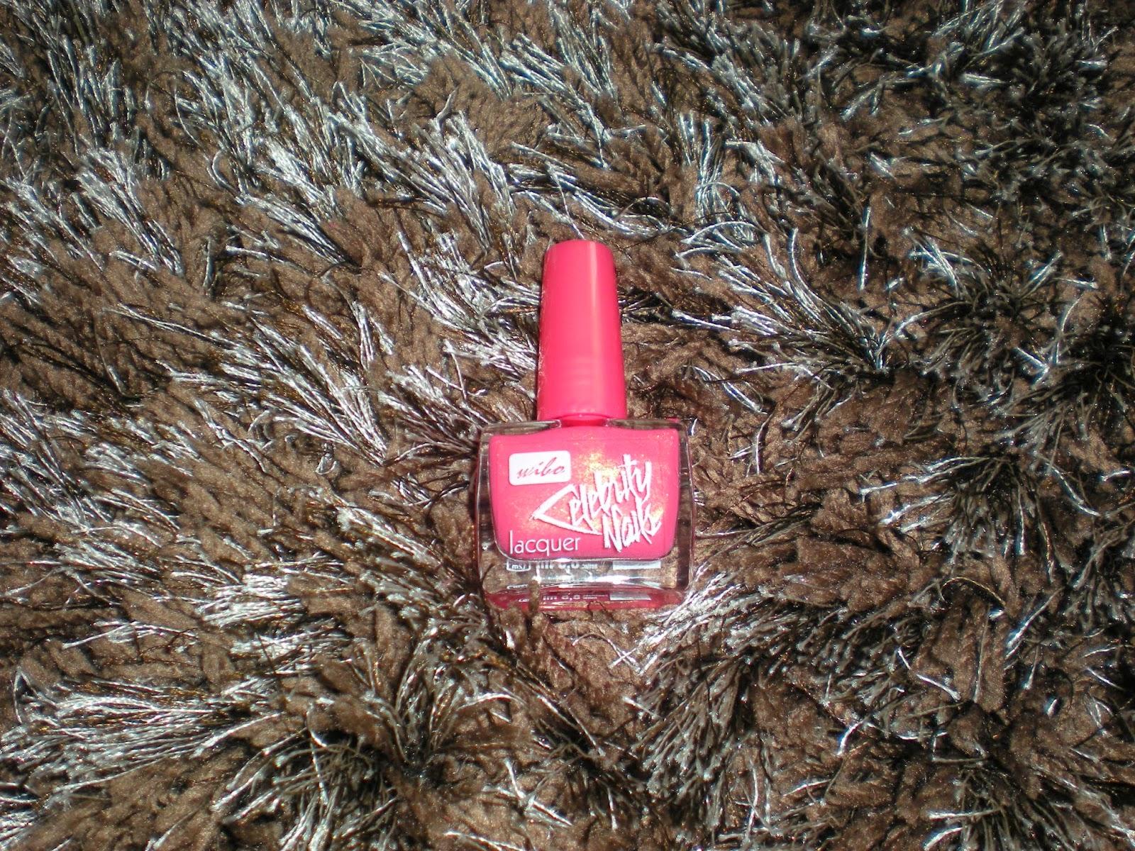 Wibo, Celebrity Nails :)