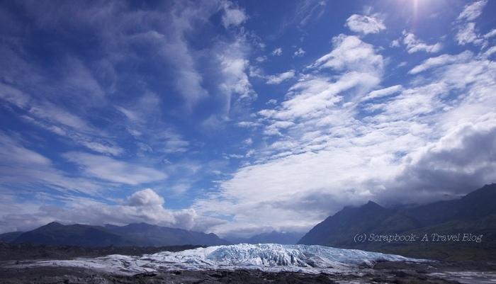 Matanuska Valley Glacier Alaska