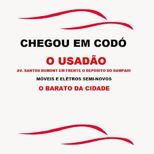 O USADÃO - AV. SANTOS DUMONT