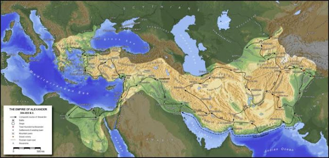 Βιβλία της ιστορίας χωρίς τις ελληνικές αποικίες!