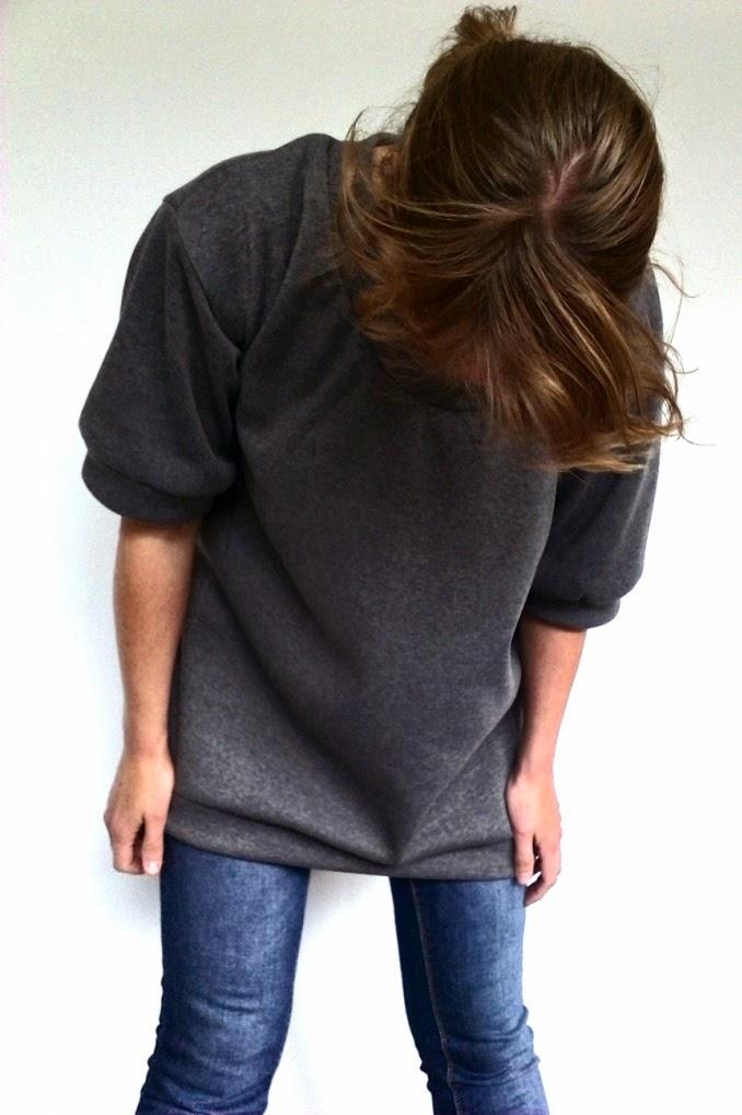 perri pullover (pattern Cali Faye)