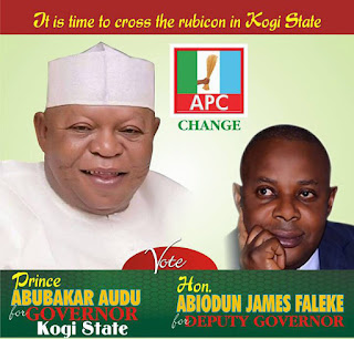 Audu and Faleke campaign