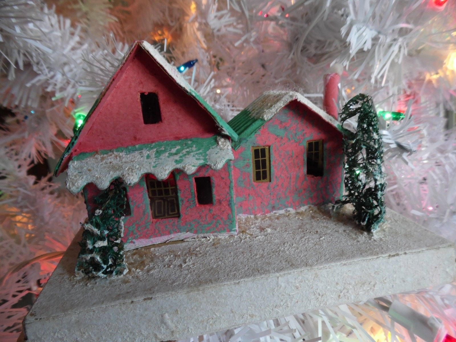 miniature christmas village history and modern makers - Miniature Christmas Village