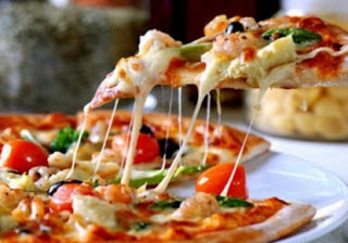 طريقة عمل البيتزا الايطالية