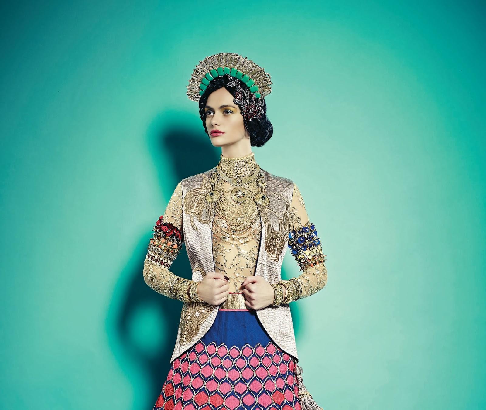 Jade Couture 2013 – Fashion dresses