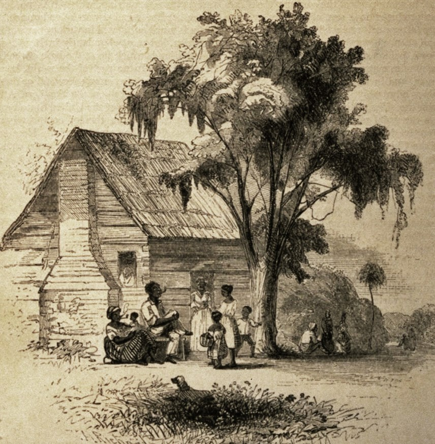 It's About Time: 19C Dwellings of American Slaves before ... African Village Life Before Slavery