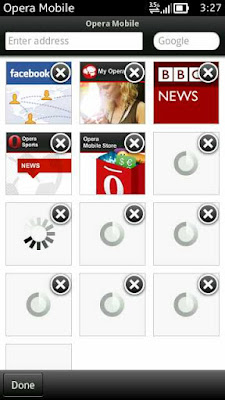 Opera Mobile 12 and Opera Mini 7 released! Now with more than 9 Speed Dials