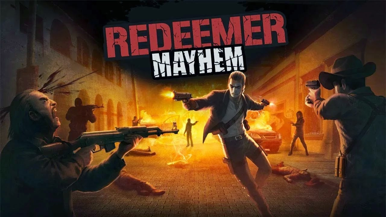 Redeemer: Mayhem v1.0 APK