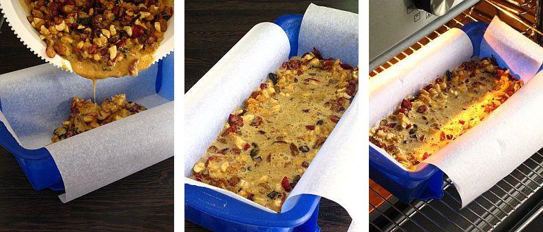 skoraq cooks: Bakaliowe ciasto Tu bi'Shvat / Israeli Tu bi'Shvat cake