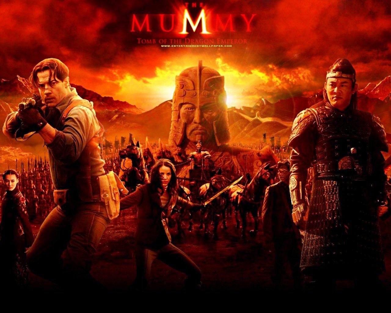 Xem phim Xác Ướp 3: Lăng Mộ Tần Vương - The Mummy: Tomb of the Dragon Emperor 2008