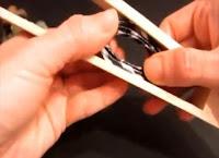 Experimentos Caseros cortadora foam separador