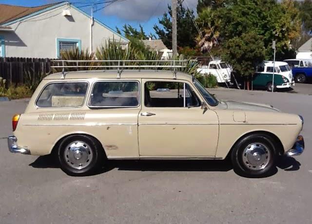 1968 Vw Squareback Original Survivor Buy Classic Volks
