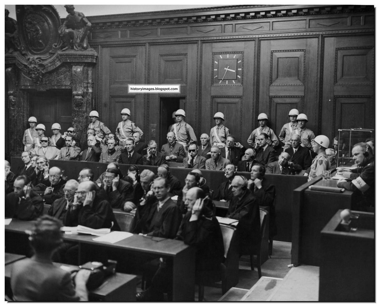 nuremberg trial nazi germany Nuremberg was chosen as the location for the trials because of its symbolic value a huge crowd of soldiers stands at attention beneath the reviewing stand at a 1936 nazi rally in nuremberg, germany.