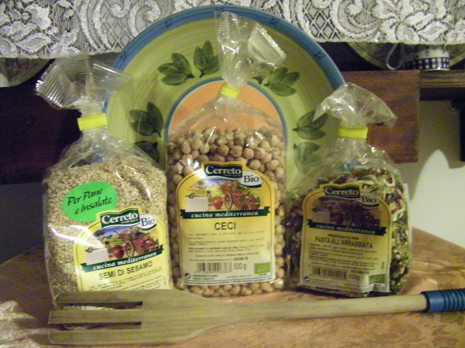 aziende agricole cerreto ,per gli amanti del biologio il meglio dei prodotti bio