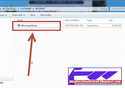 cara instal aplikasi windows komputer