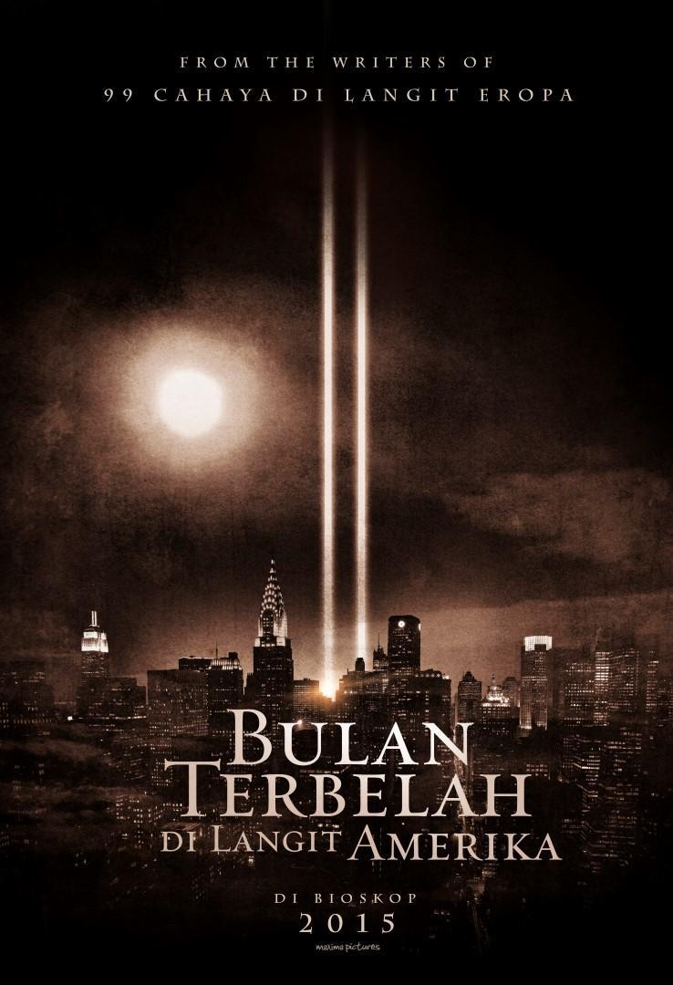 Download Film Bulan Terbelah Di Langit Amerika (2015)