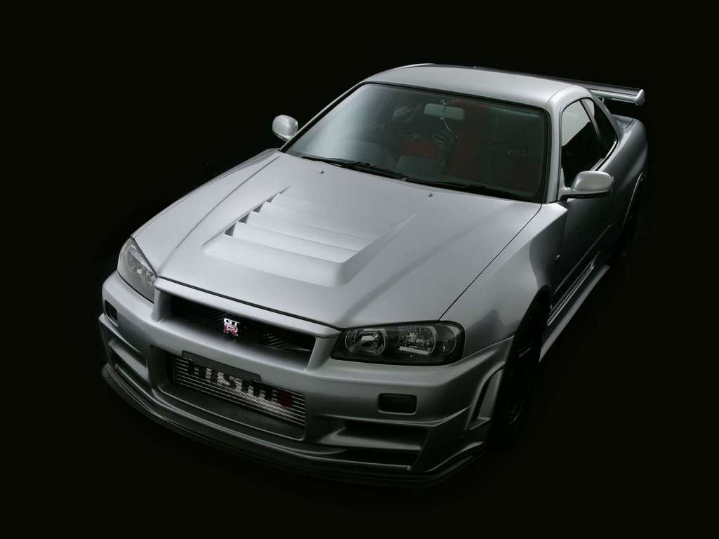 #World of Small Car / Dunia Kereta Kecil #: Nissan Skyline ...